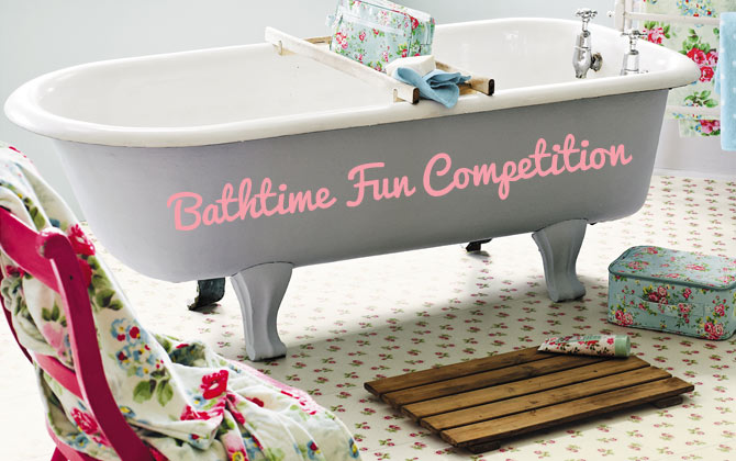 Bathtime Fun Competition